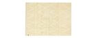 Alfombra algodón 120x160cm amarillo ALISHIA