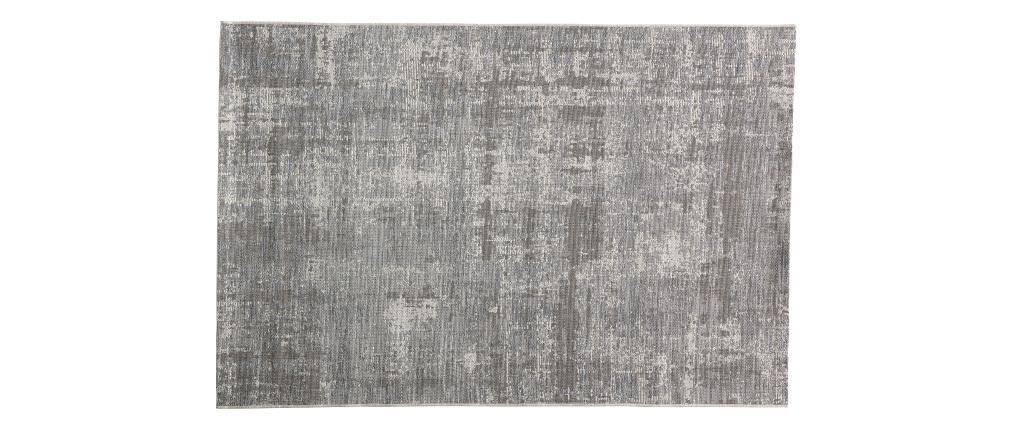 Alfombra gris interior-exterior 160x230 OLIVIER