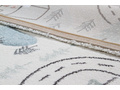 Alfombra infantil motivo carretera 100 x 150 cm NINO