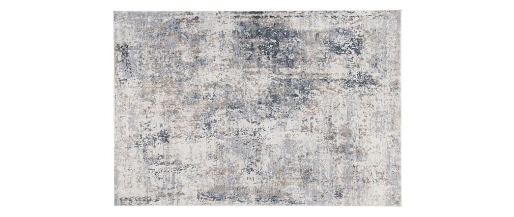 Alfombra marfil moderna 160 x 230 cm SPRAY