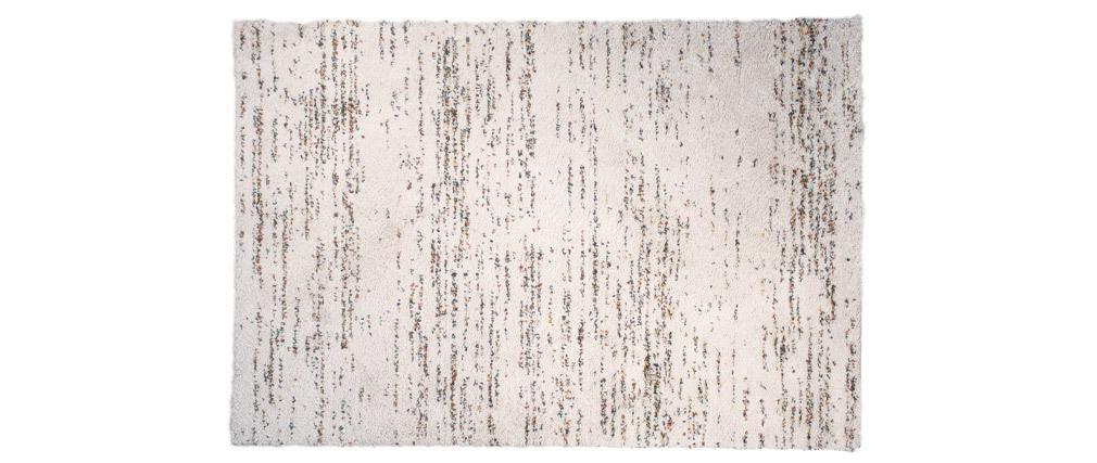 Alfombra marfil polipropileno 200x290cm SPOT