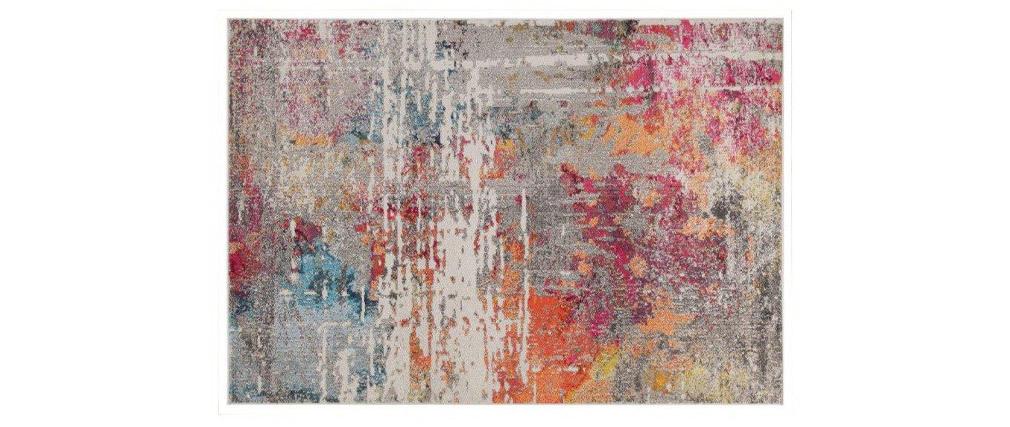 Alfombra moderna multicolor 160 x 230 cm TAG
