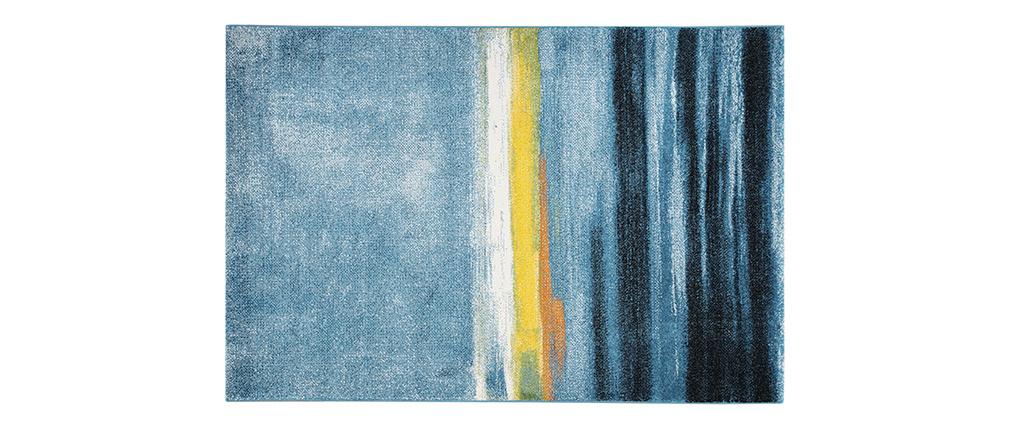Alfombra multicolor 160 x 230 cm SUNSHINE