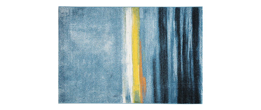 Alfombra multicolor 200 x 290 cm SUNSHINE
