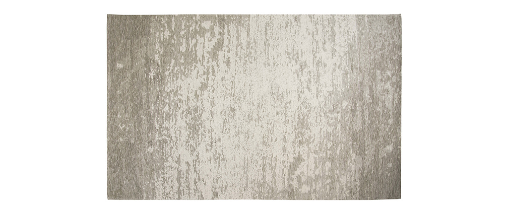 Alfombra natural acrílico-algodón 155x230 STONE