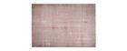 Alfombra rosa acrílico y algodón 155x230 USED