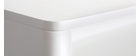 Aparador diseño escandinavo blanco y madera TOTEM