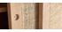 Aparador en madera de mango y rejilla trenzada ACANGE
