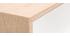 Aparador nórdico madera y blanco A125cm SID