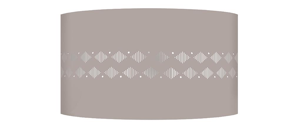Aplique de pared diseño metal topo SMART