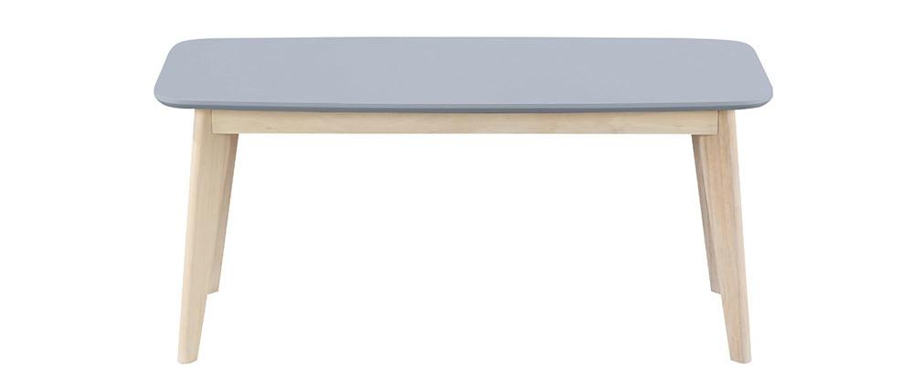 Banco diseño 100cm gris claro LEENA