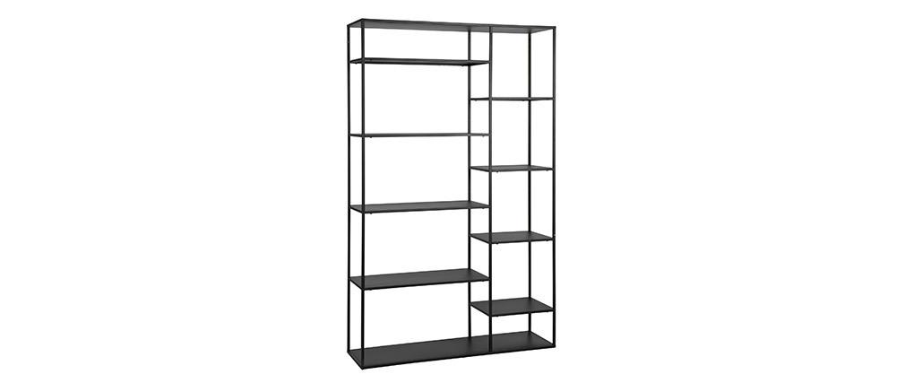 Biblioteca metal negro ZEPPELIN