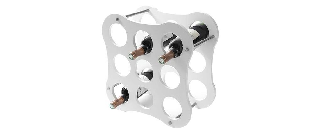 Botellero diseño blanco CAHORS