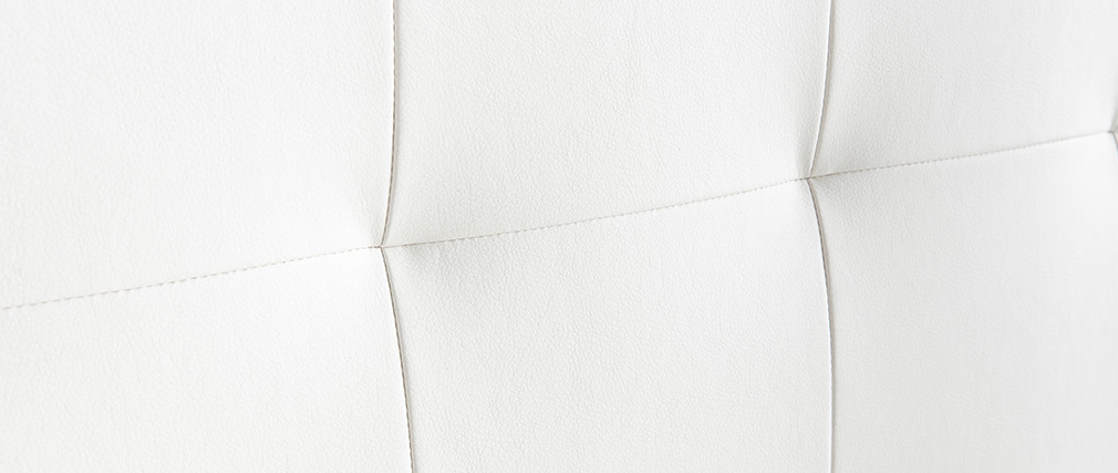 Cabecero capitoné beige 160 cm HALCIONA