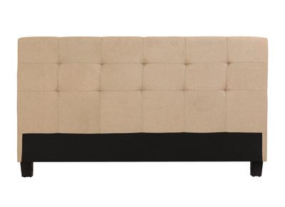 Cabecero de cama beige para cama 160cm MARQUISE