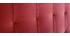 Cabecero en terciopelo terracota 160 cm HALCIONA