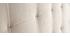 Cabecero en terciopelo topo 160 cm HALCIONA