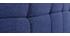 Cabecero tejido gazul oscuro 140cm CLOVIS