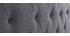 Cabecero tejido gris oscuro 160cm ENGUERRAND