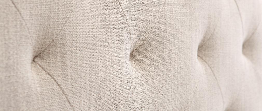 Cabecero tejido natural 160cm ENGUERRAND