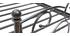 Cama barroca negra 90x190 VENEZIA