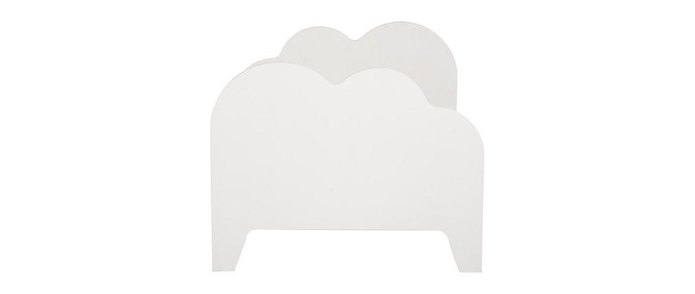 Cama infantil evolutiva nube color blanco AERO