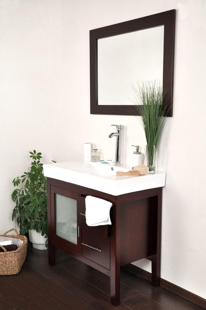 Muebles Para Baño San Justo:Conjunto de muebles de cuarto de baño BRISBANE: lavabo, mueble debajo