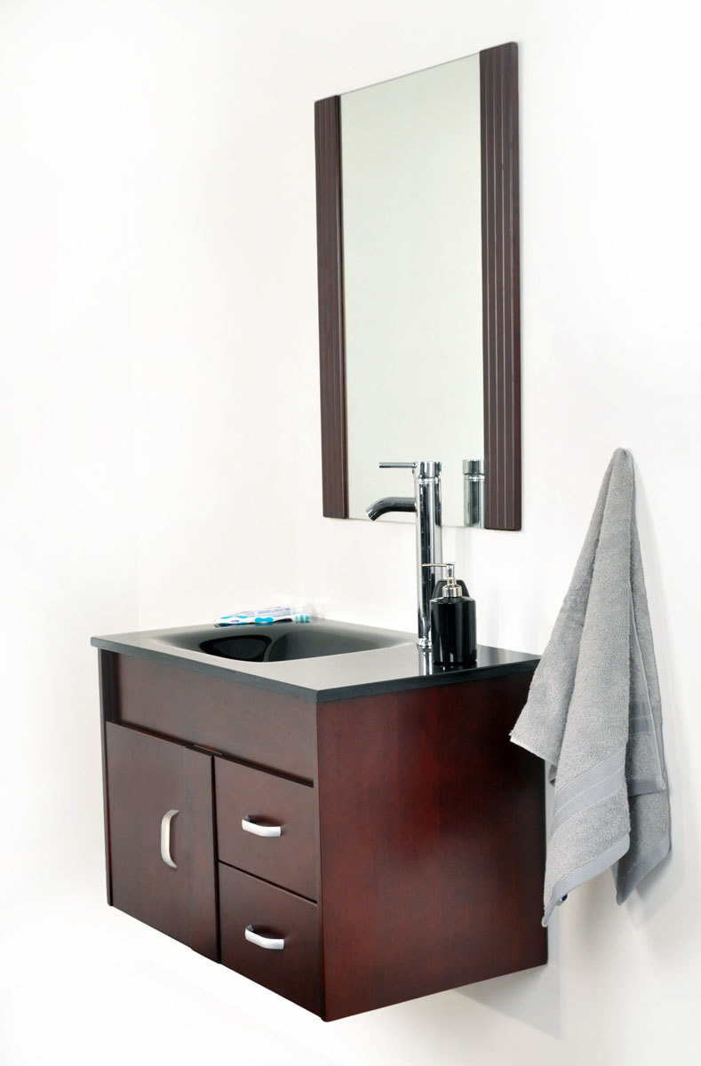 Mueble bajo lavabo con pie cheap el glamour de los for Mueble para lavabo con pedestal