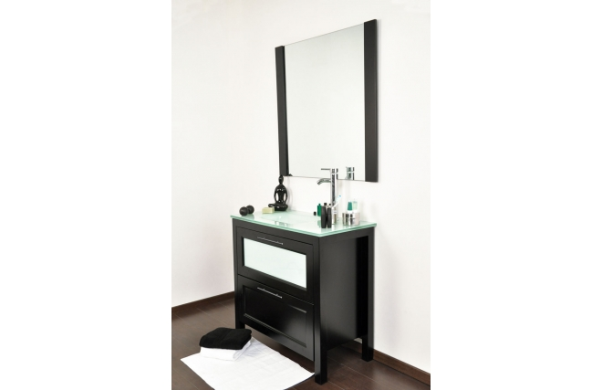 Conjunto de muebles de cuarto de ba o gladstone lavabo - Muebles de bano para debajo del lavabo ...