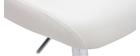 El taburete de bar NEPTUNE- color blanco
