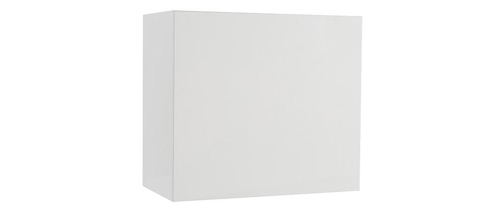 Elemento de pared cuadrado blanco ETERNEL