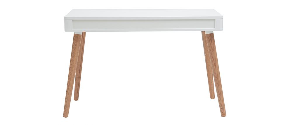 Escritorio de diseño escandinavo L115 cm TOTEM