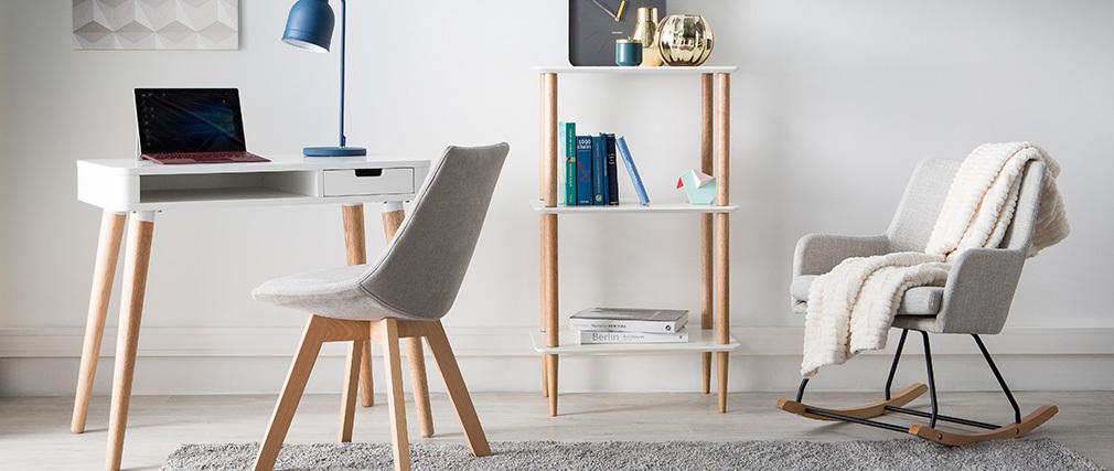 Estantería diseño escandinavo GILDA