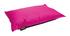 Funda de puff gigante rosa y gris BIG MILIBAG