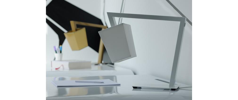 Lámpara de mesa diseño CROSSFADE Violeta