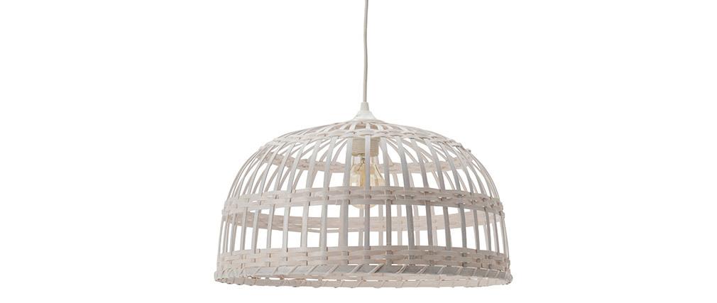 Lámpara de techo bohemia bambú D40cm EDEN