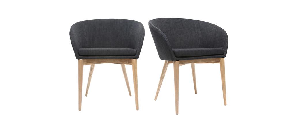 lote de butacas diseo gris dalia estos sillones diseo dalia combinan modernidad y elegancia a l - Butacas Diseo