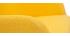 Mecedora tejido amarillo SHANA