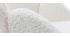 Mecedora tejido oveja color blanco RHAPSODY