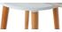 Mesa de bar diseño madera GILDA