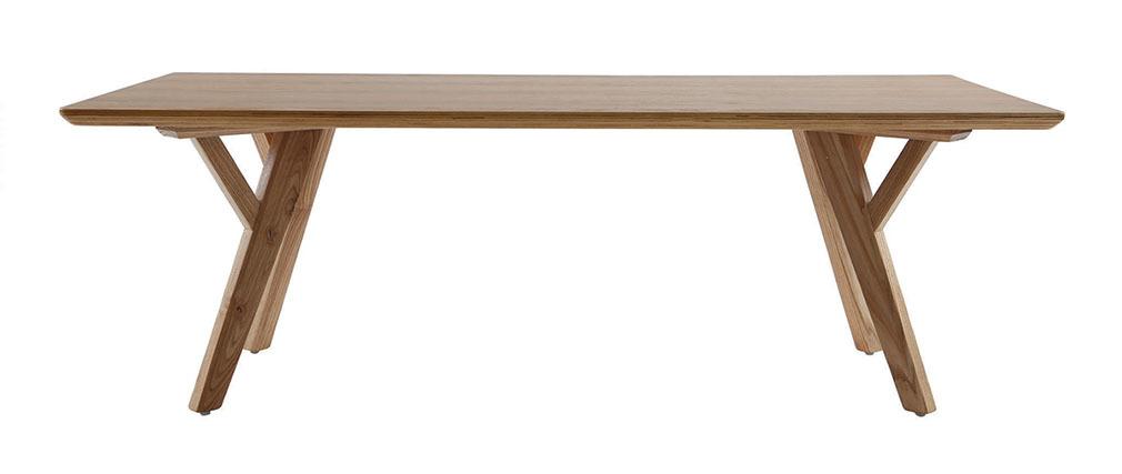 Mesa de centro diseño 120cm fresno KYOTO