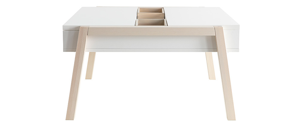 Mesa de centro diseño con almacenaje EASY