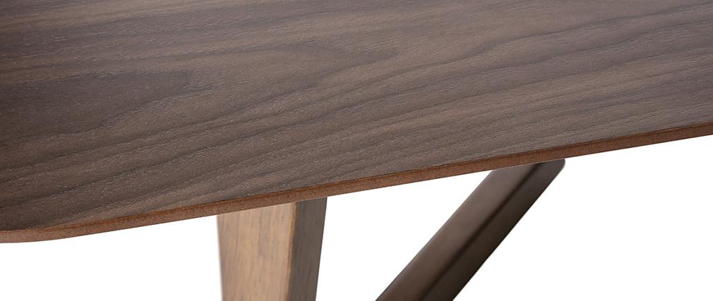 Mesa de cnetro diseño nogal 150cm JUKE