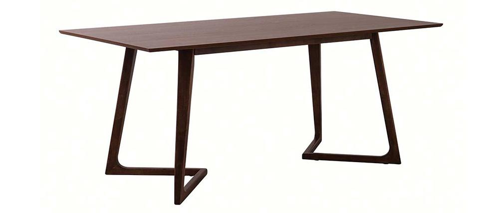 Mesa de comedor diseño nogal 180cm JUKE