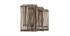 Mesas nido en teca (lote de 3) WAY