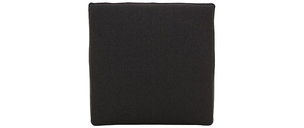 Módulo moderno tejido gris oscuro MODULO