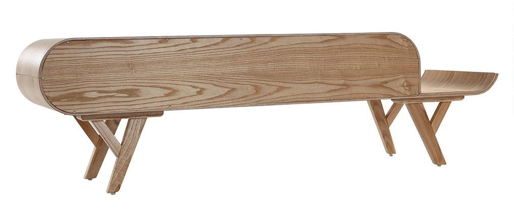Mueble TV diseño 150cm fresno KYOTO