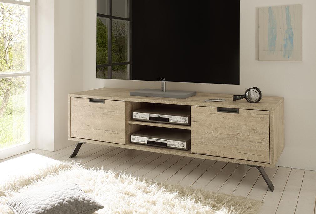 Mueble TV diseño 156cm roble ORIGIN