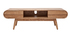 Mueble TV diseño 2 cajones fresno natural BALTIK