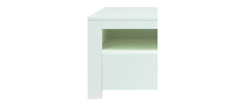 Mueble TV diseño pino blanco CAVALI ( Este producto ya no se